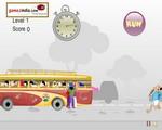 Rohanj a busz után!
