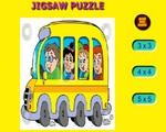 Iskolabusz puzzle