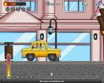 A taxisofőr